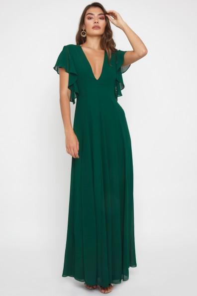 TFNC Priya Jade Green Maxi Dress