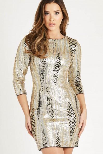 TFNC Paris Mayfair Multi Dress