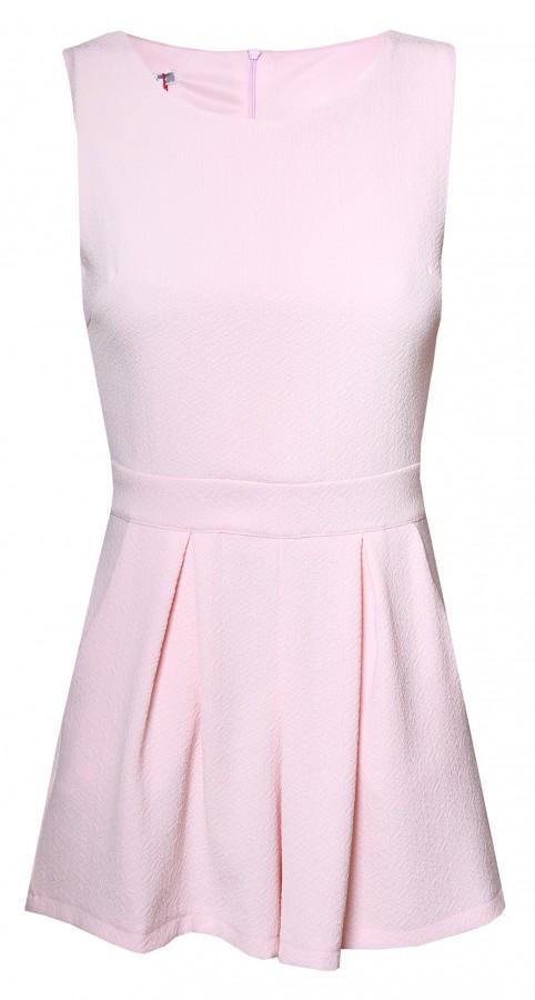 WalG Bella Pink Playsuit