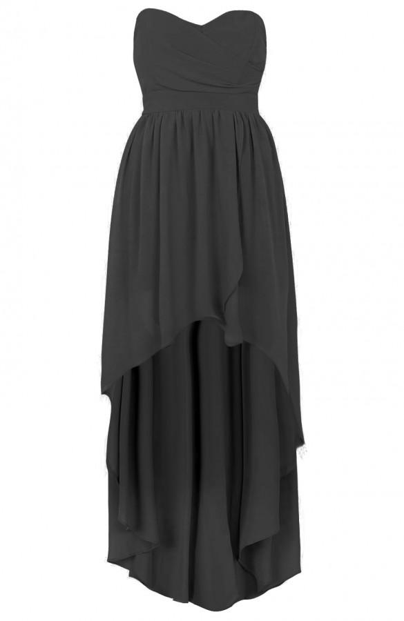 TFNC Bee Black Dress