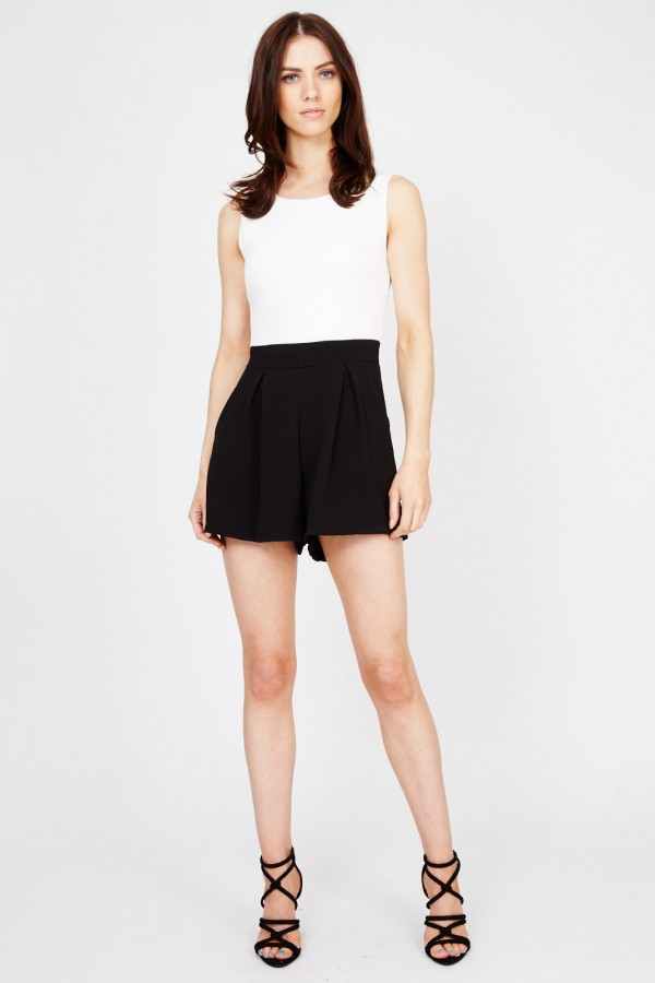 WalG Contrast Playsuit