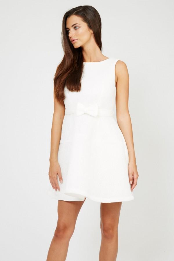 TFNC K18 -2 White Dress