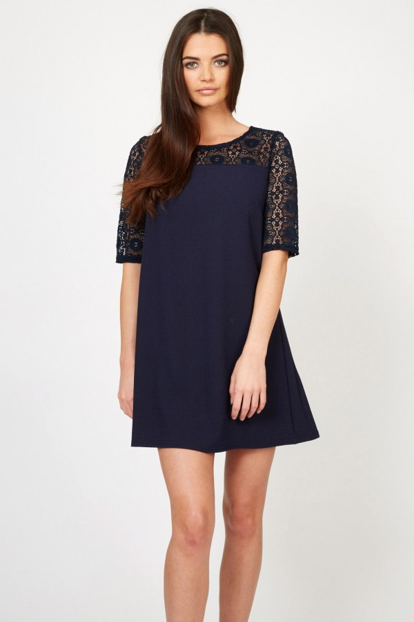 TFNC Guplyan Navy Dress