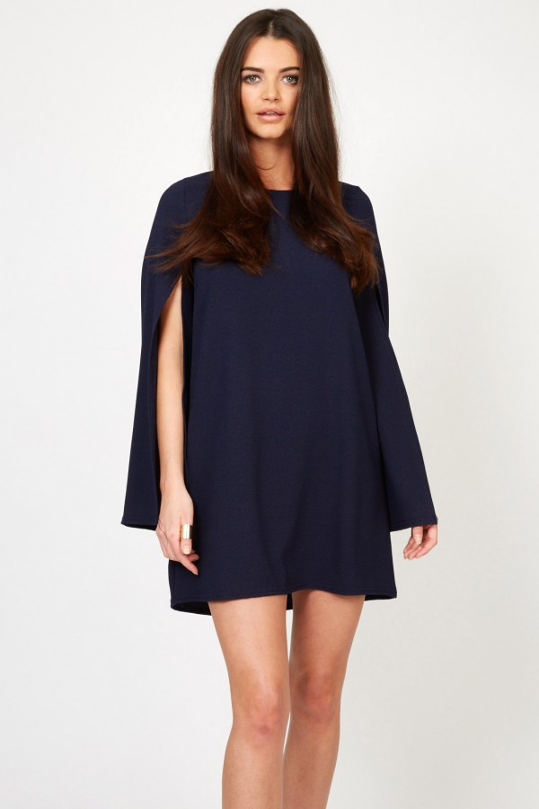 TFNC Amika Navy Dress