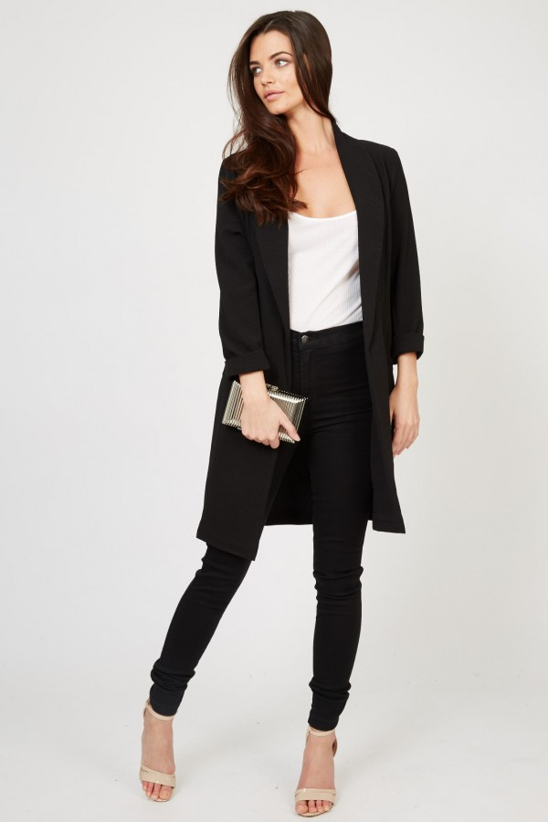TFNC Tienna Black Jacket