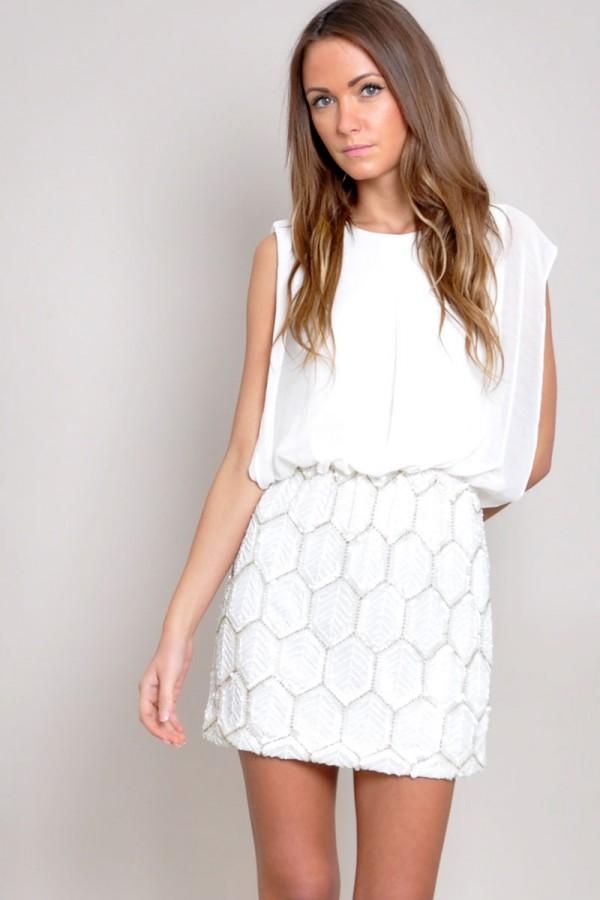 TFNC Mia Embellished Dress