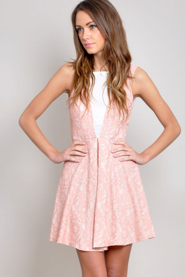 TFNC Dolly Lace Dress