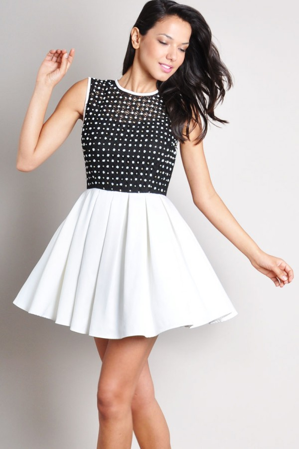 TFNC Libby Embellished Dress