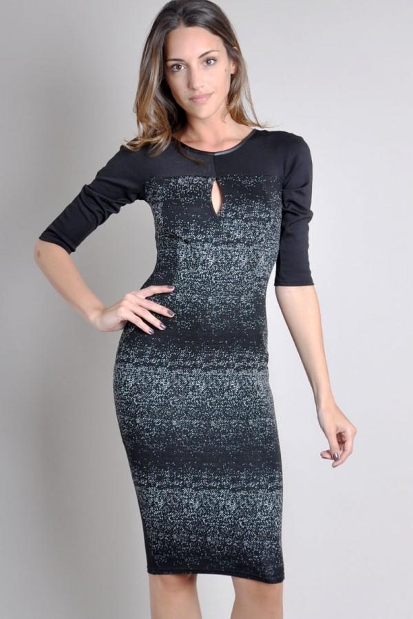 TFNC Marzia Midi Body Con Dress