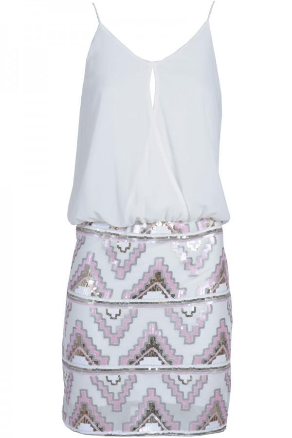 TFNC Erin Embellished Cami Dress