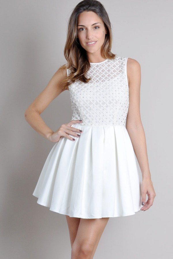 TFNC Libby Embellished Dress
