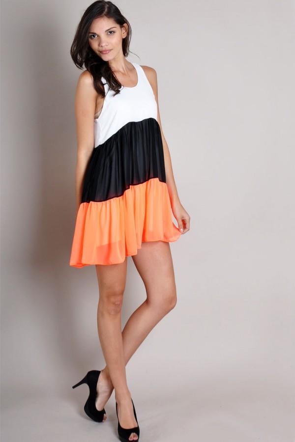 TFNC Safia Swing Dress