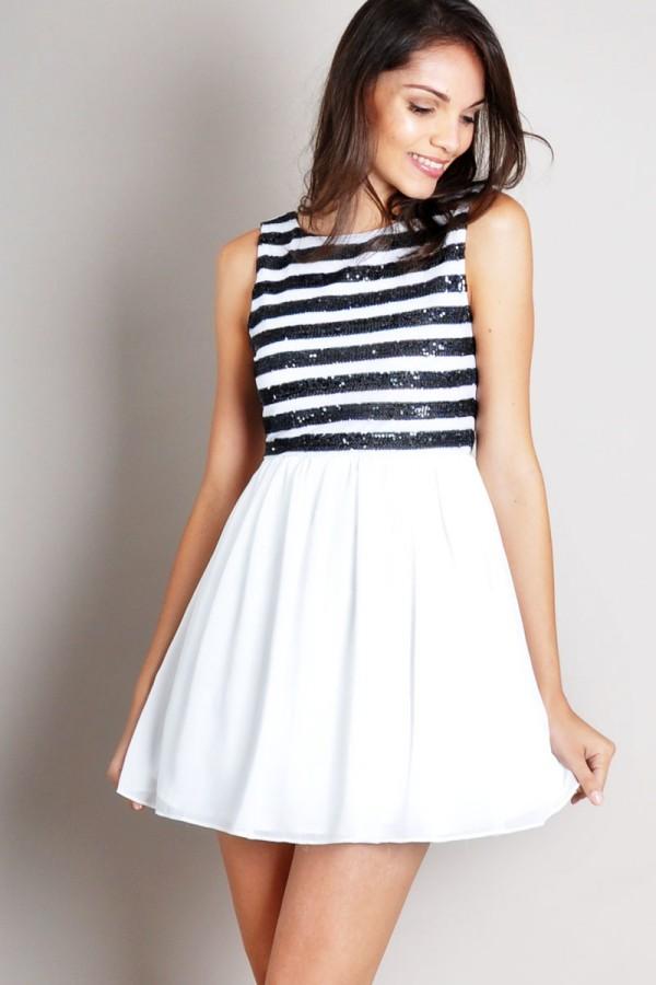 TFNC Jolly Embellished Dress