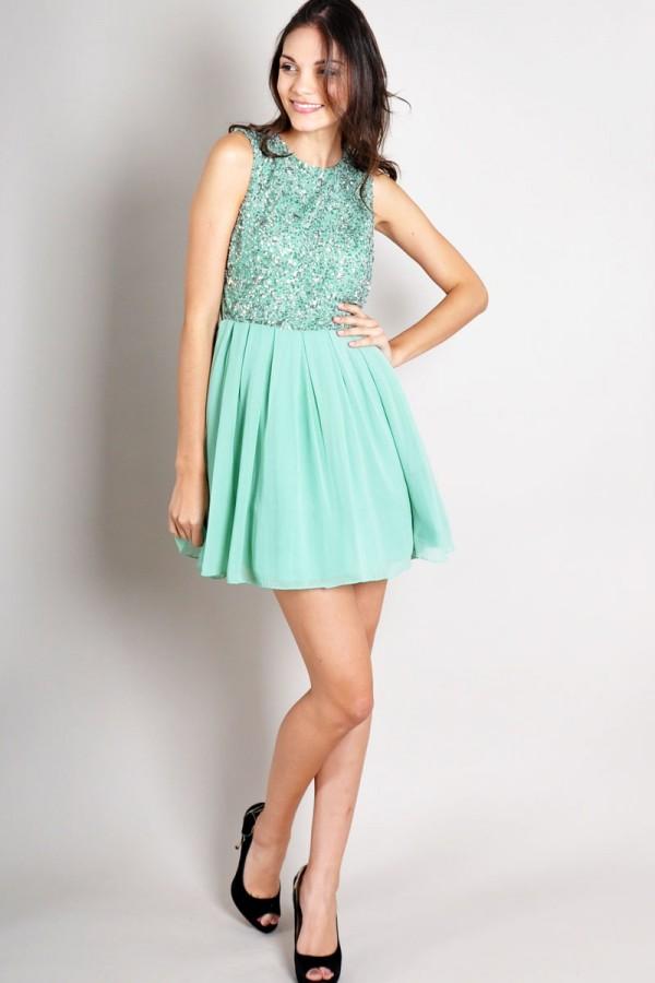 TFNC Jaycey Embellished Prom Dress