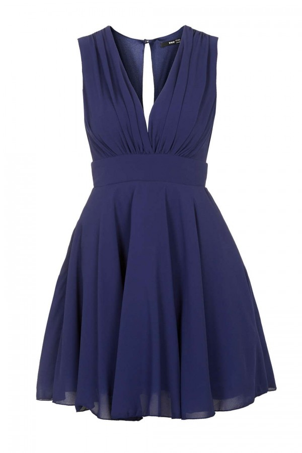 TFNC Nordi Navy Dress