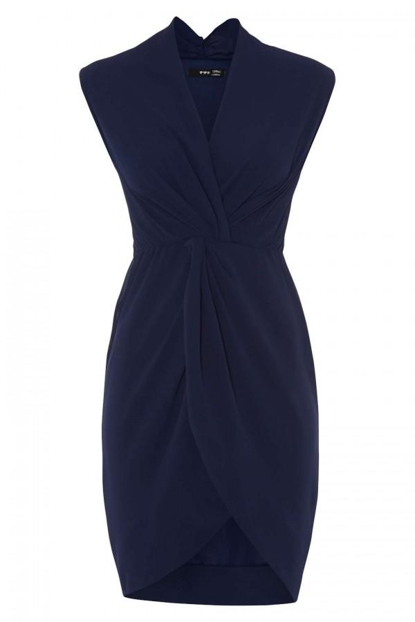 TFNC Lillian Navy Dress