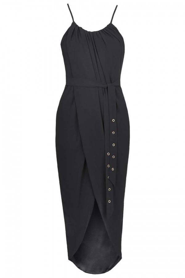 TFNC Zeus Black Dress