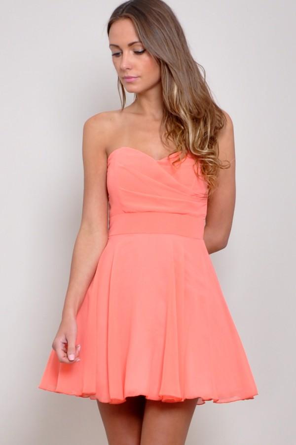 TFNC Minnie Bandeau Dress