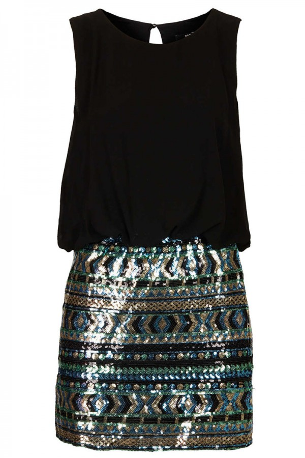TFNC Michelle Embellished Dress
