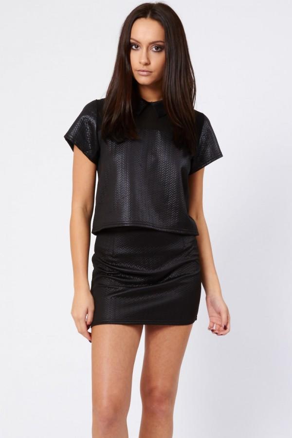 TFNC Gemma Mini skirt