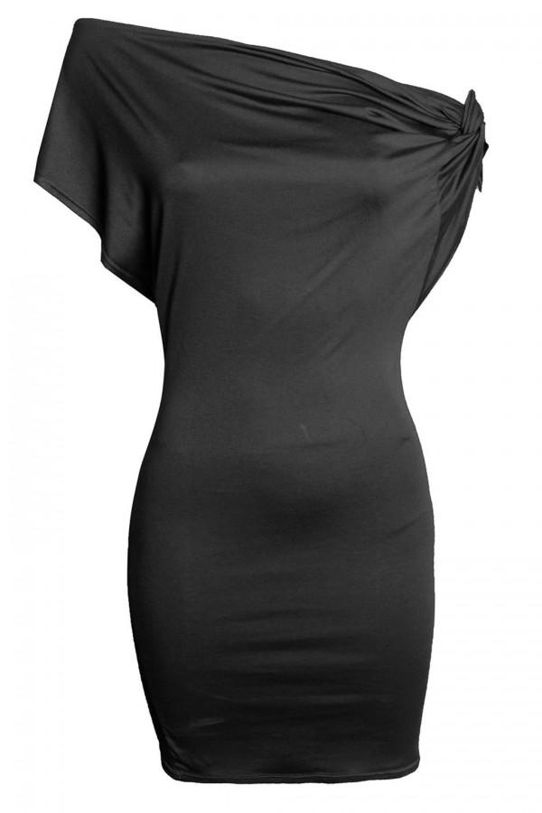 TFNC Nata Black Dress
