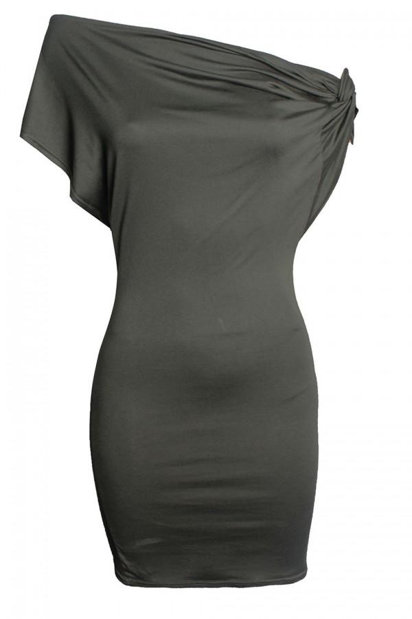 TFNC Nata Khaki Dress
