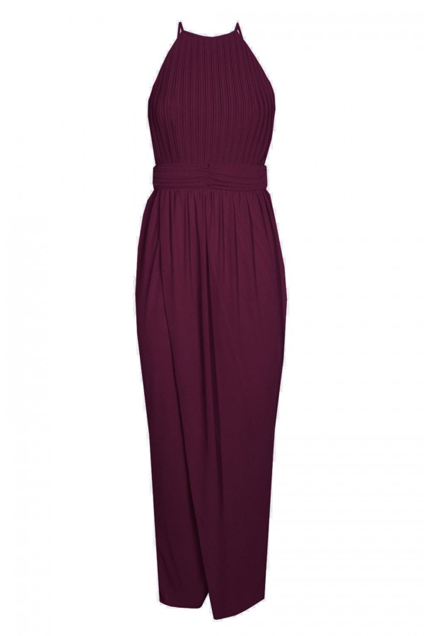TFNC Serene Wine Dress