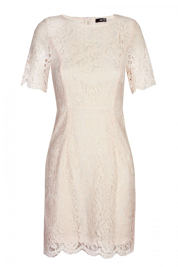 TFNC Emma Nude Dress