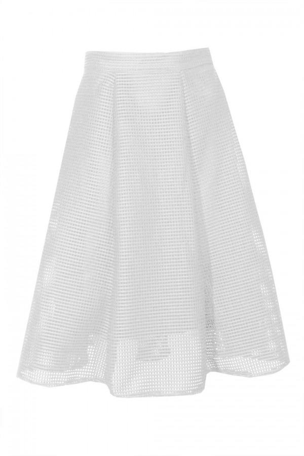 TFNC K40 White Skirt