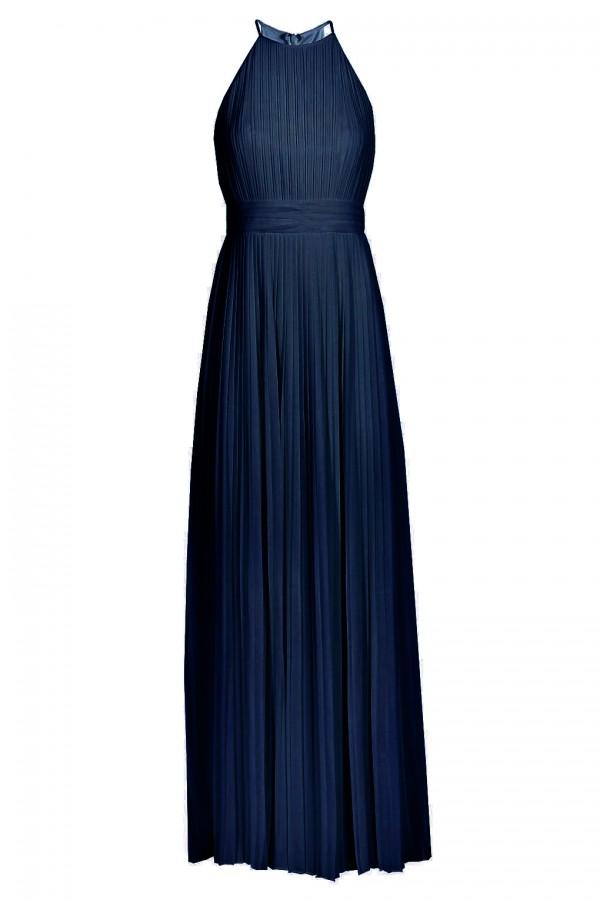 TFNC Serene Navy Maxi Dress
