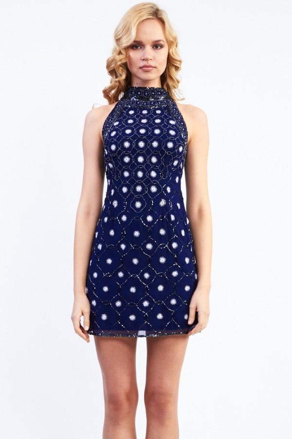 TFNC Priscilla Embellished Dress