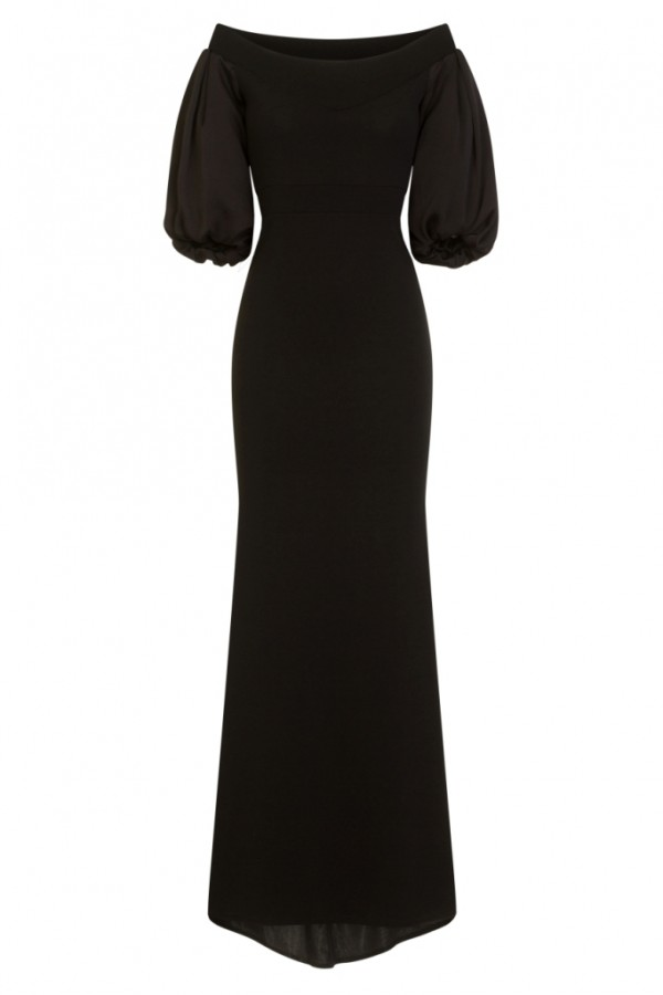 TFNC Karen Black Maxi Dress