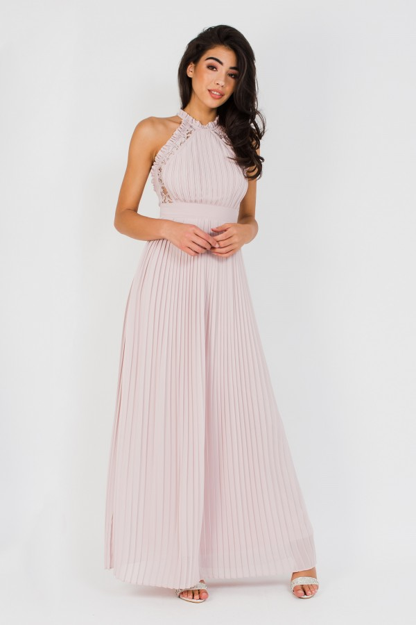TFNC Duscha Mink Maxi Dress