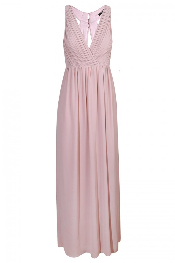 TFNC Cannes Mauve Maxi Dress