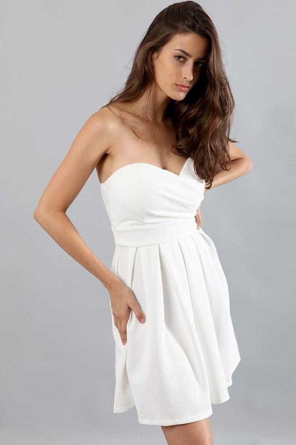 TFNC Dee Bandeau Dress