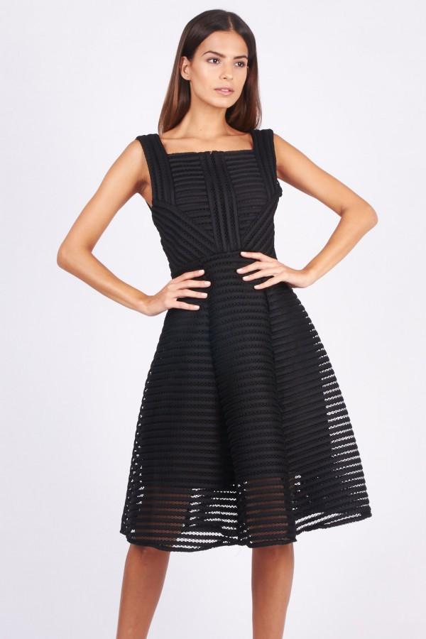 TFNC K20 Black Dress