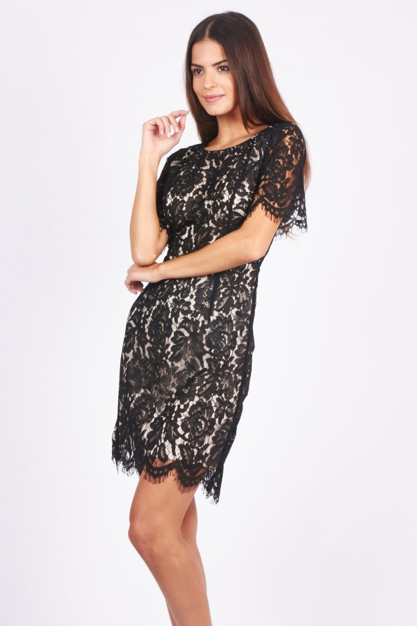 TFNC Emma Black Dress