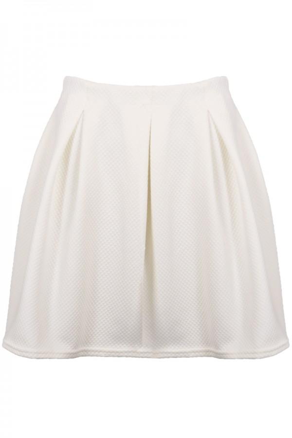 TFNC Kimy Pleated Skirt