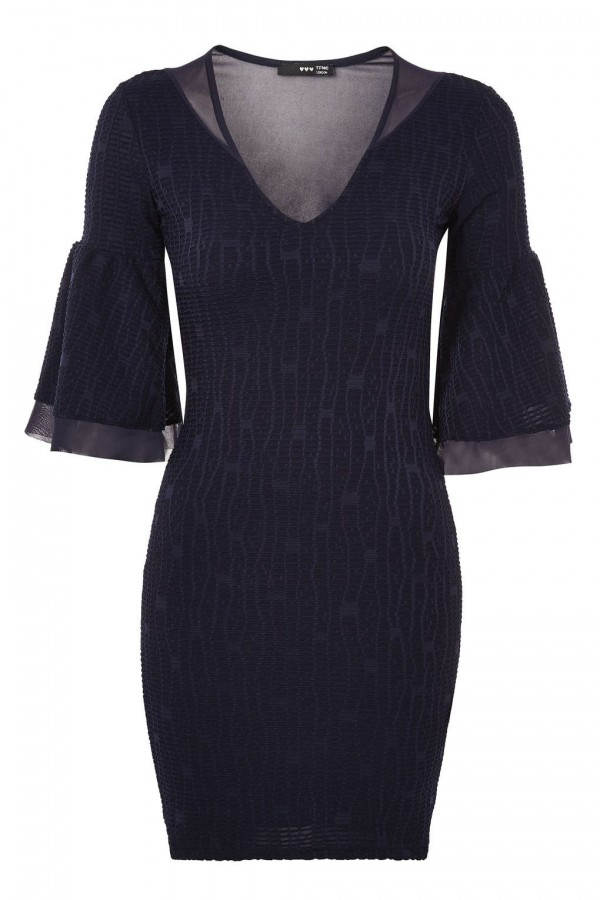 TFNC Belle Navy Dress