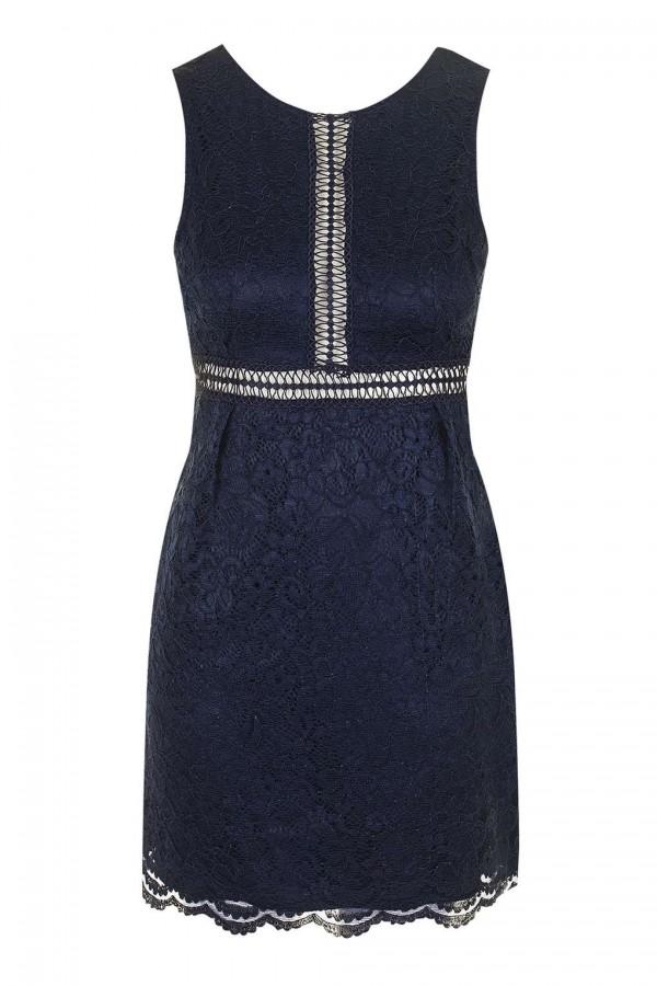 TFNC Alexia Navy Dress