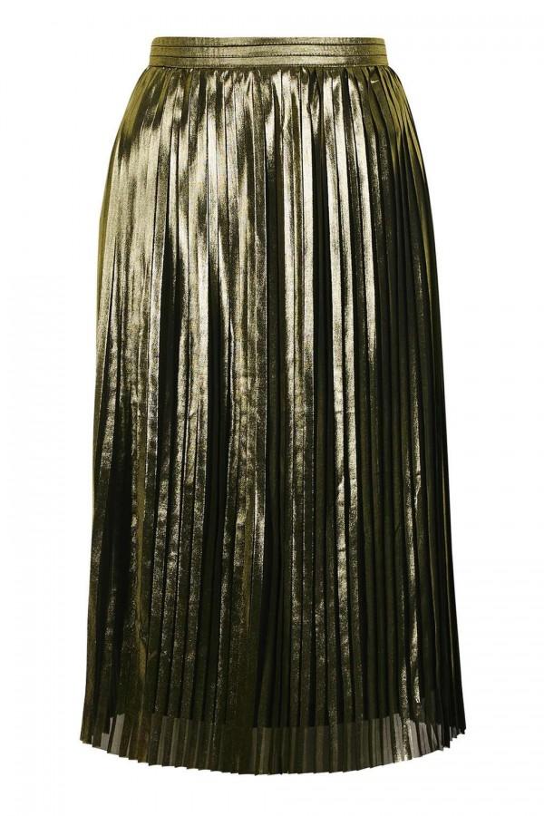 TFNC Kinolt Gold Skirt