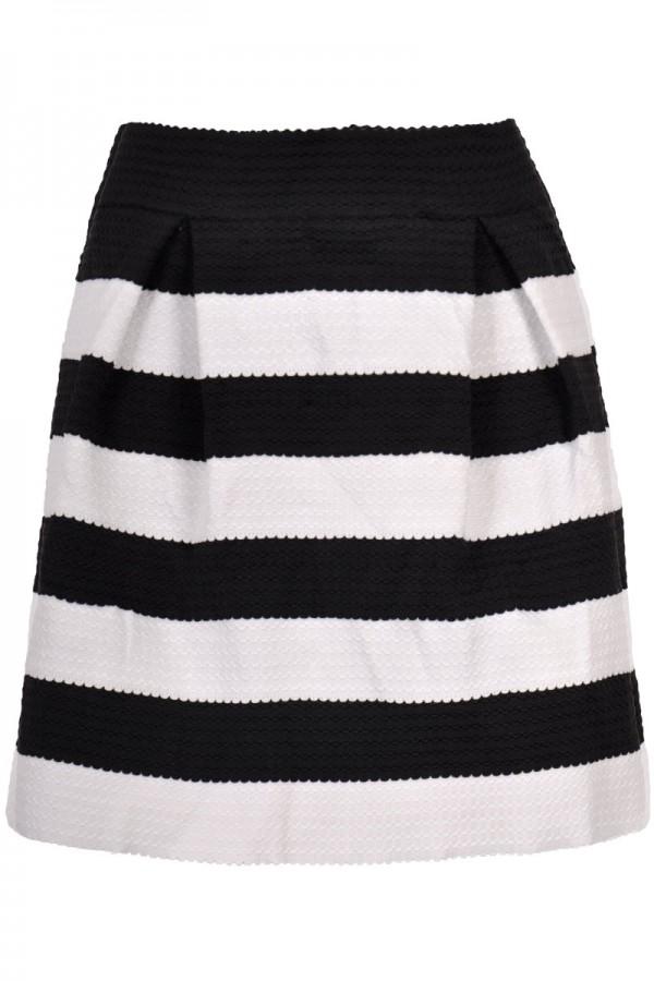 TFNC Carrington Stripe Skirt