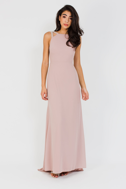 3eeec9c5b4f Tfnc Petite Wedding Maxi Dress With Embellishment