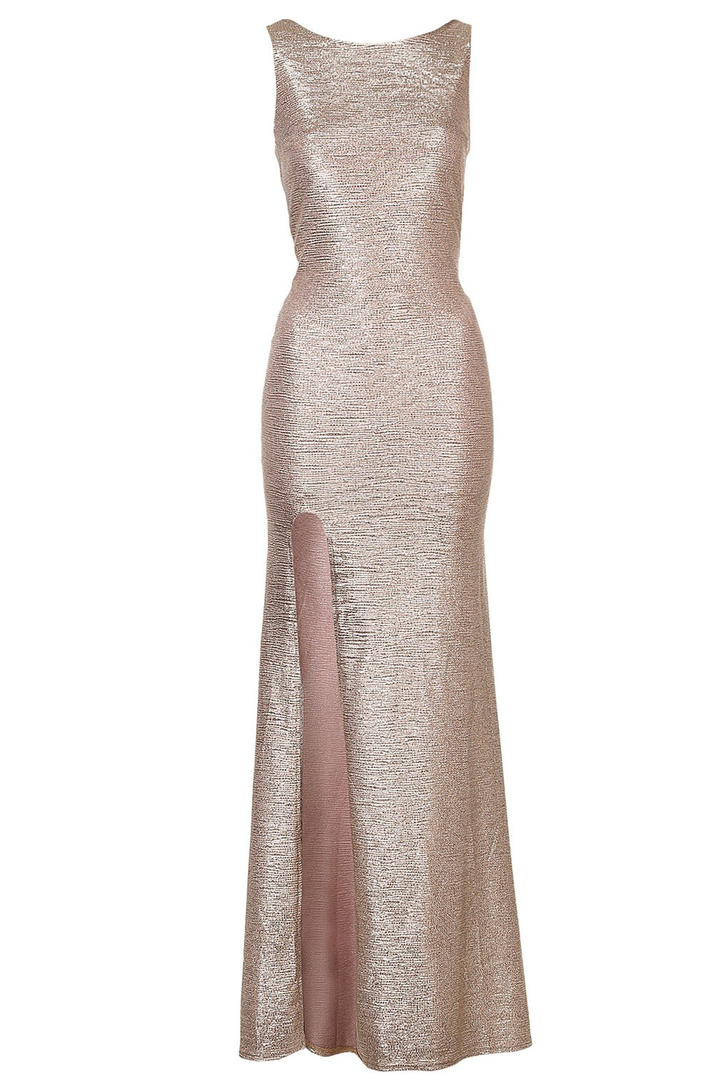 Sequin bodycon dress by tfnc maxi