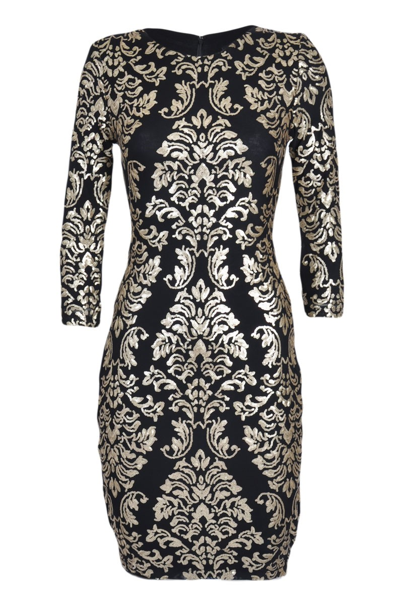 http://www.tfnclondon.com/new-in/tfnc-calla-baroque-sequin-dress.html