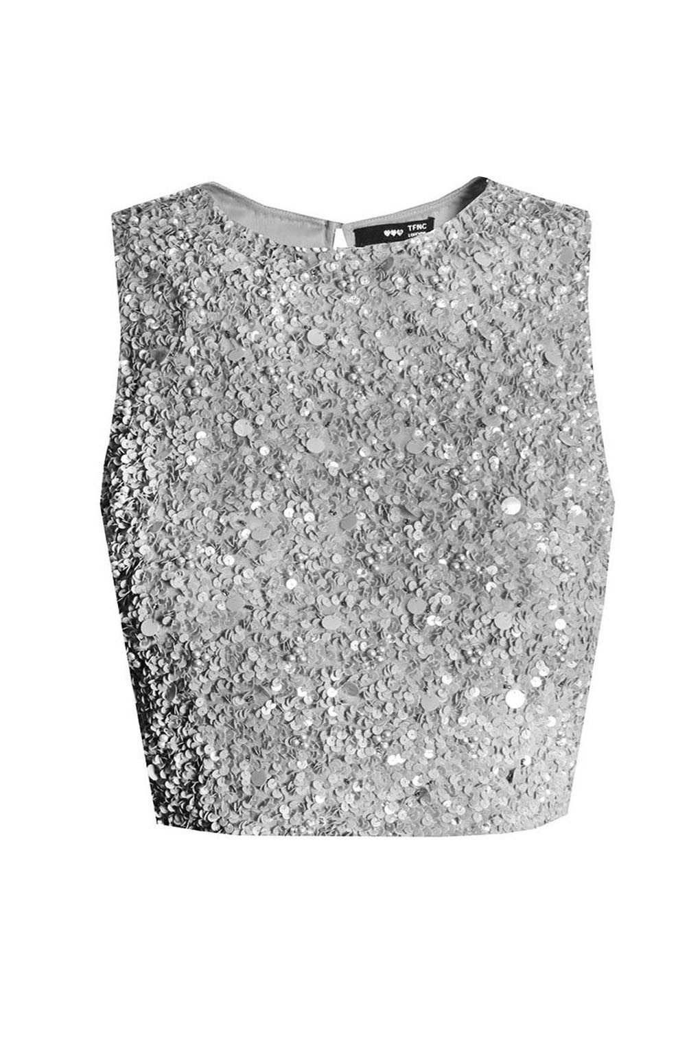Lace Amp Beads Picasso Grey Embellished Dress Party Dresses