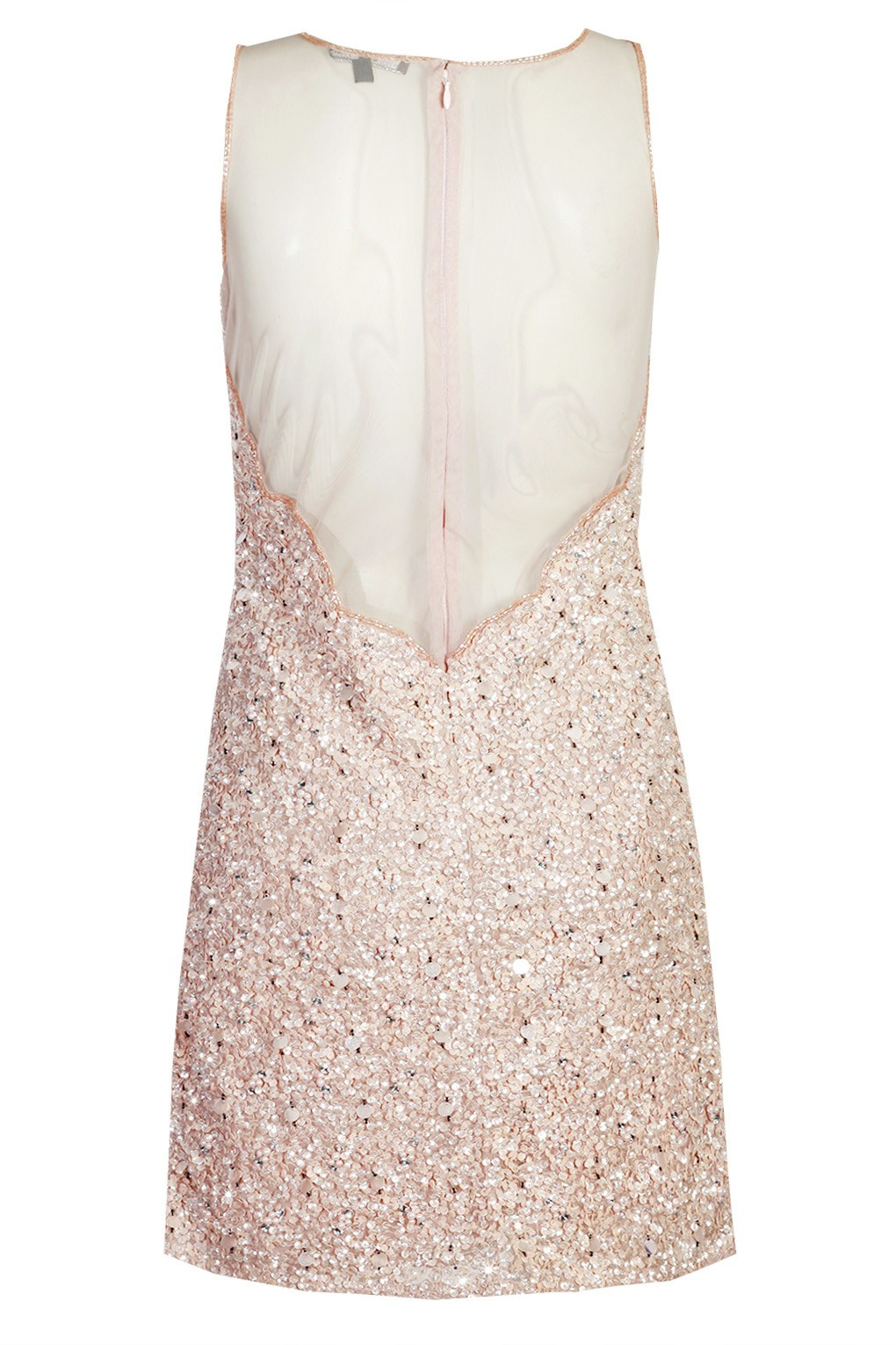cca2e5dceb80e LACE   BEADS PICASSO PINK EMBELLISHED DRESS