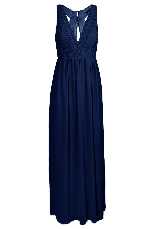Tfnc cannes navy maxi dress tfnc party dresses for Navy maxi dresses for weddings