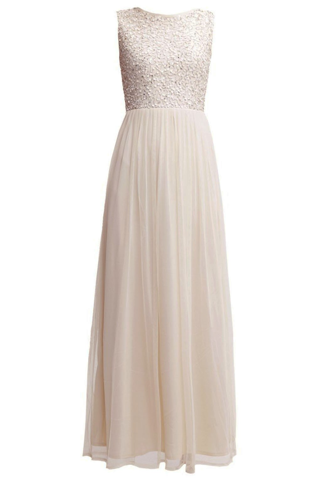 lace beads belle nude maxi dress party dresses. Black Bedroom Furniture Sets. Home Design Ideas