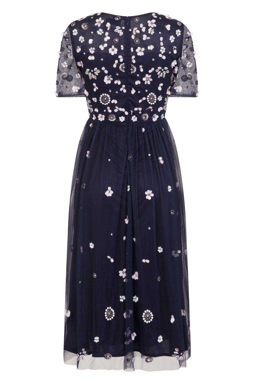 Lace Amp Beads Baby Navy Dress Lace Amp Beads Dress